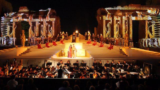 August 12  – Aida (Mythos Opera Festival)
