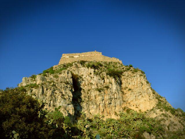 Saracen castle