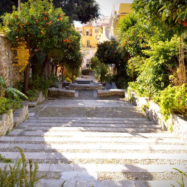 Timoleone staircase