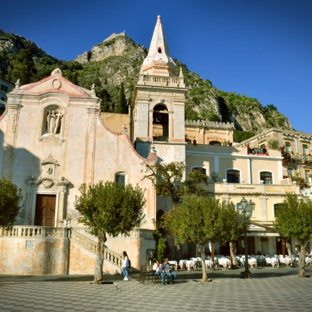 Taormina Town Library