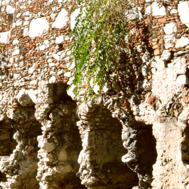 Byzantine Tombs
