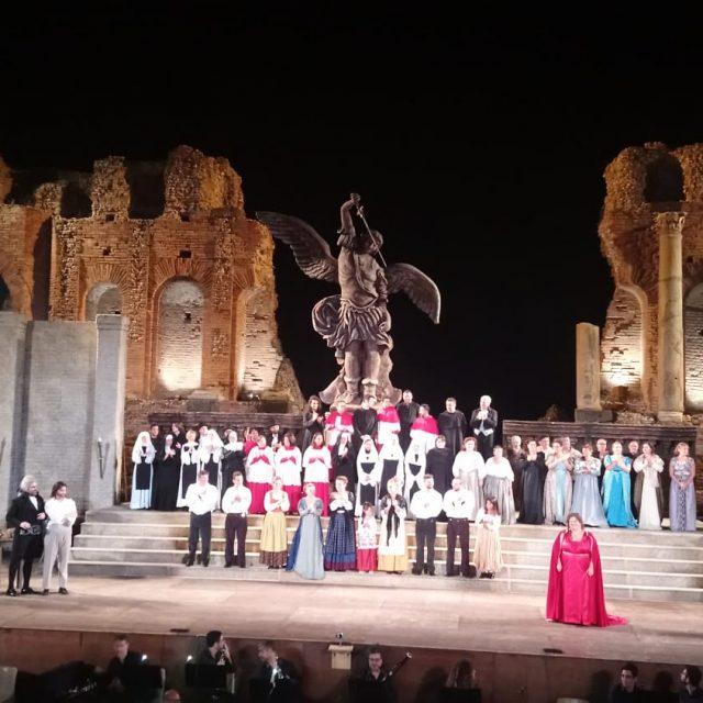August  16 and 21 – CARMEN – Taormina Opera Stars