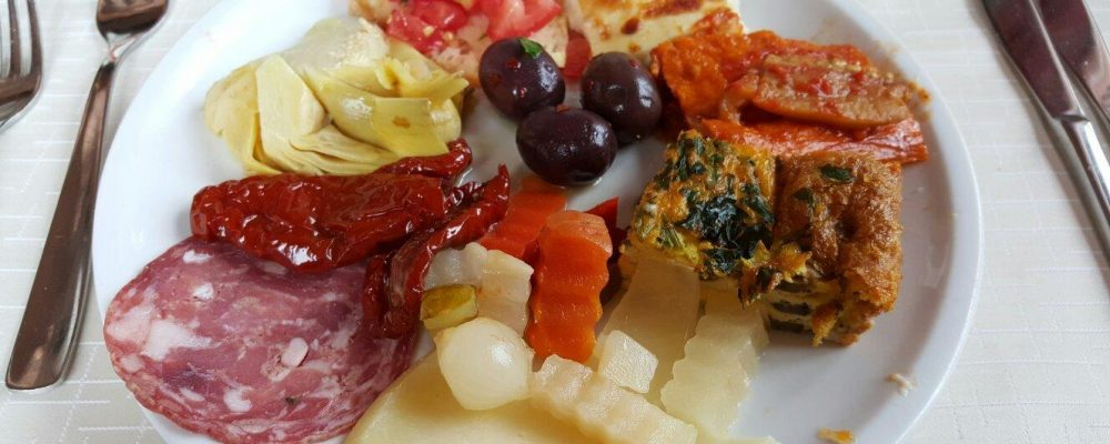 Typical Sicilian Lunch 20% Off