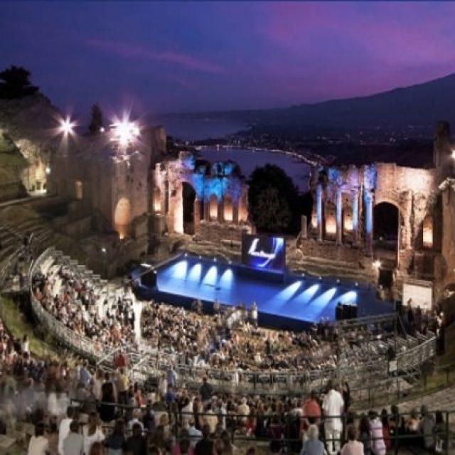 June 13- Francesco Renga – Ancient Theatre