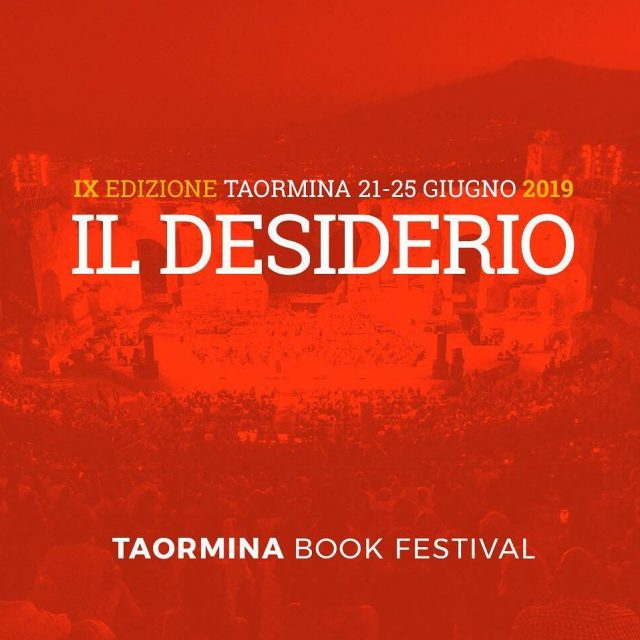 June 21-25 – TAOBUK, the Taormina Book Festival