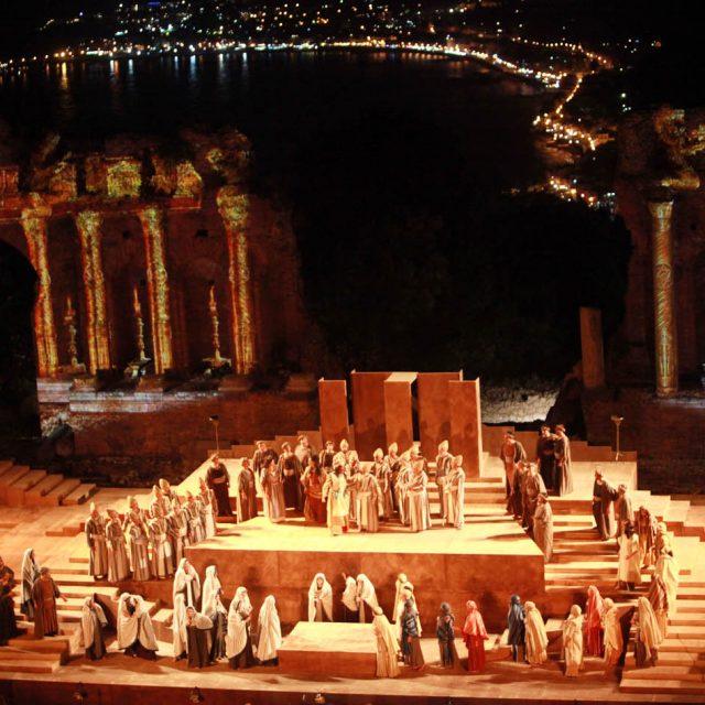 August 21 – Carmen – Ancient Theatre 21:30
