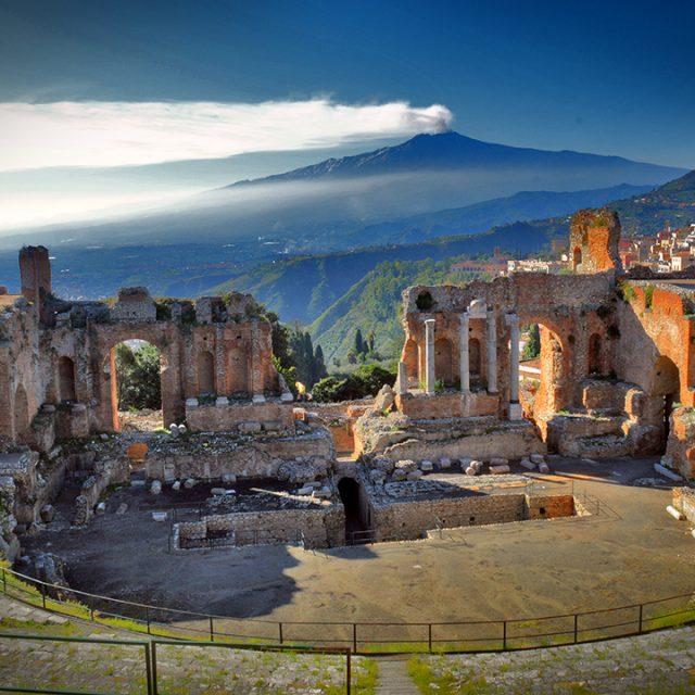 Ancient Theatre Taormina